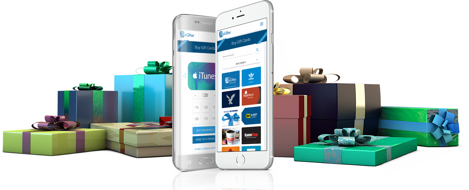 Online Gift Cards Amp Group Gifting Egifter